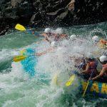 White Water Rafting: Top 5 U.S. Locations